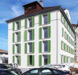 St. Gallen, Burgstrasse 80