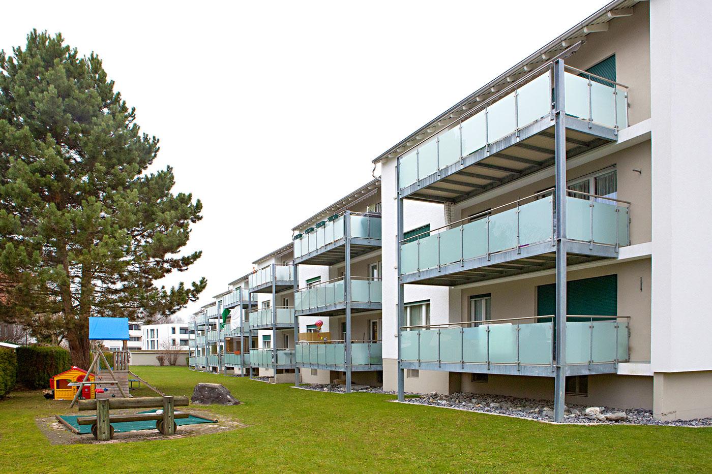 Immobilienunternehmen Schweiz