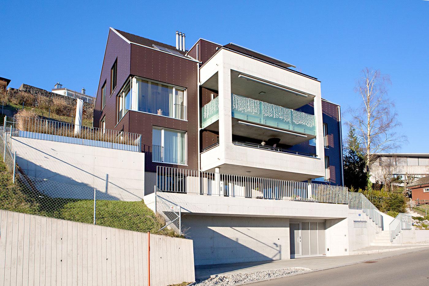 Schweizer Immobilien- und Dienstleistungsunternehmen