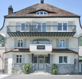Trübbach, Poststrasse 15